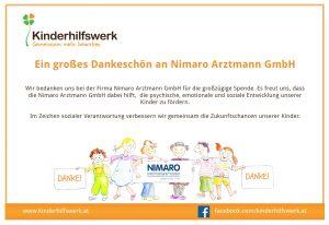 Kinderhilfswerk-Urkunde 2016